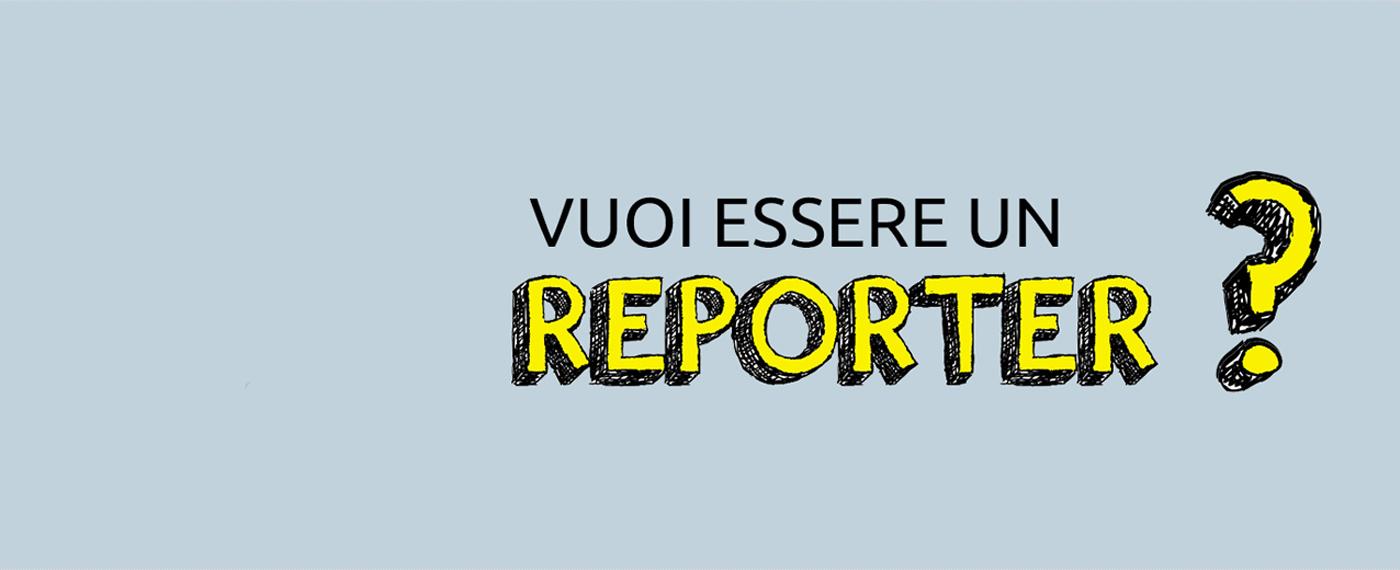Giovani reporter