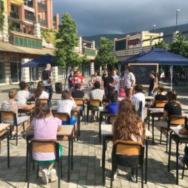 1 Giugno 2018 – La scuola in piazza